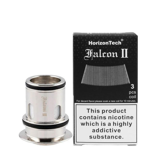 HORIZONTECH FALCON 2 SECTOR REPLACEMENT VAPE COILS - Eliquids Outlet