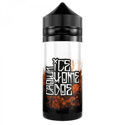 Ice Crown E liquid by At Home Doe