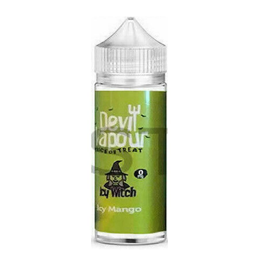 ICY MANGO E LIQUID BY DEVIL VAPOUR 50ML 70VG - Eliquids Outlet