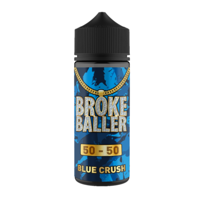 BLUE CRUSH E LIQUID BY BROKE BALLER 100ML 50VG