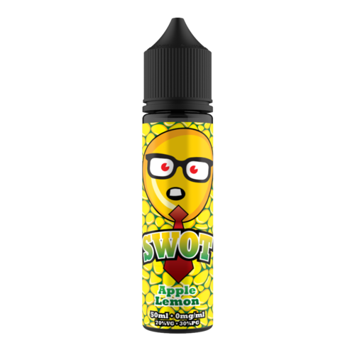 APPLE LEMON E LIQUID BY SWOT 50ML 70VG