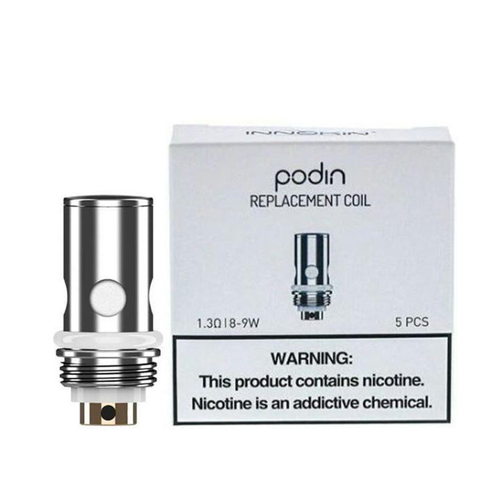 INNOKIN PODIN REPLACEMENT VAPE COILS - Eliquids Outlet