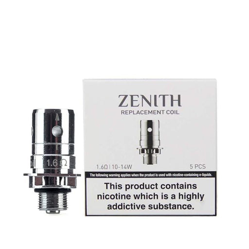 INNOKIN ZENITH REPLACEMENT VAPE COILS - Eliquids Outlet