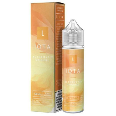 IOTA BY ALTERNATIV 50ML SHORTFILLS - MARINA VAPES