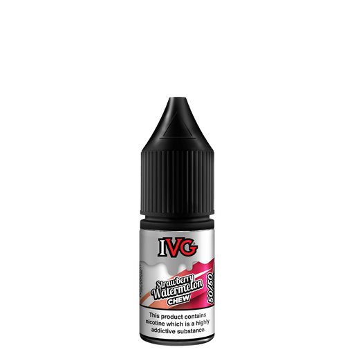 STRAWBERRY WATERMELON CHEW TDP E LIQUID BY I VG 10ML 50VG
