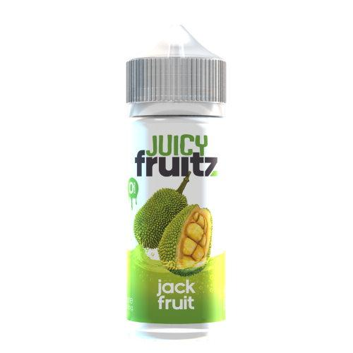 JACK FRUIT E LIQUID BY JUICY FRUITZ 100ML 70VG