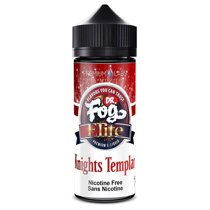 KNIGHTS TEMPLAR ELITE BY DR FOG - Eliquids Outlet