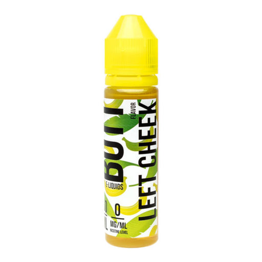 LEFT CHEEK E ELIQUID BY BANANA BUTT 50ML 70VG