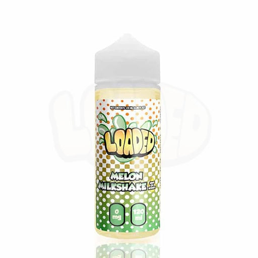 MELON MILKSHAKE E LIQUID BY LOADED 100ML 70VG
