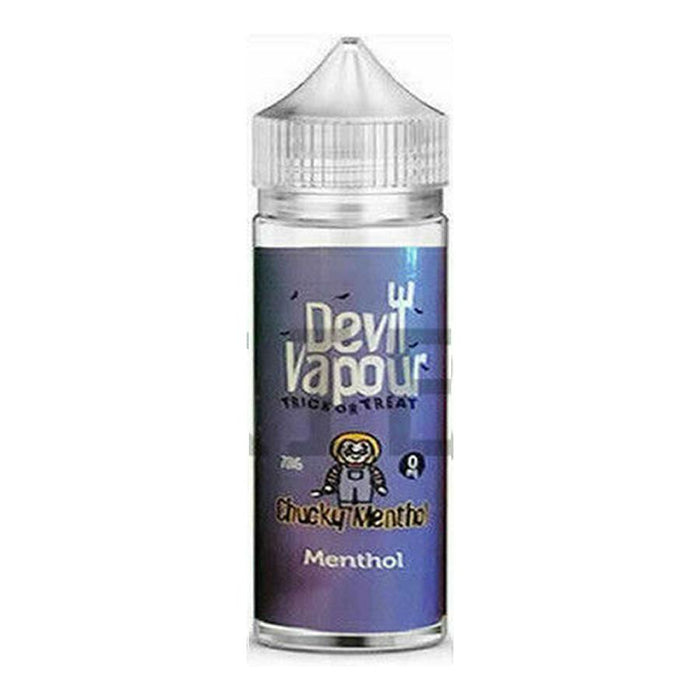 MENTHOL E LIQUID BY DEVIL VAPOUR 50ML 70VG - Eliquids Outlet