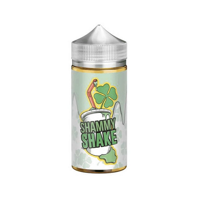 SHAMMY SHAKE E LIQUID BY MILKSHAKE LIQUIDS - BLACK MARKET 80ML 70VG