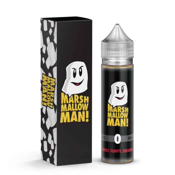 MARSHMALLOW MAN E LIQUID BY MARINA VAPES 50ML 70VG