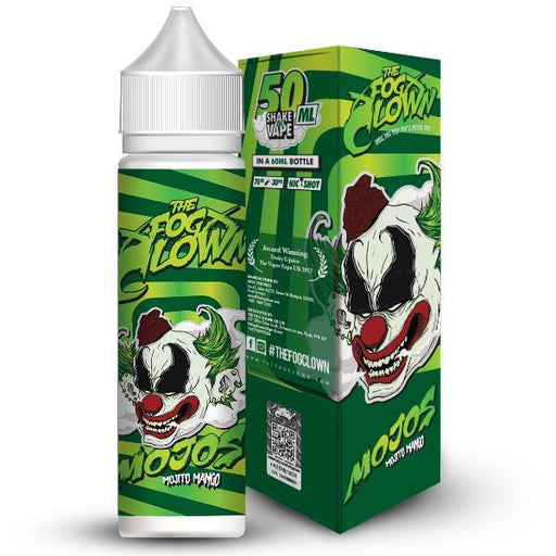 MOJOS E LIQUID BY FOG CLOWN 50ML 70VG