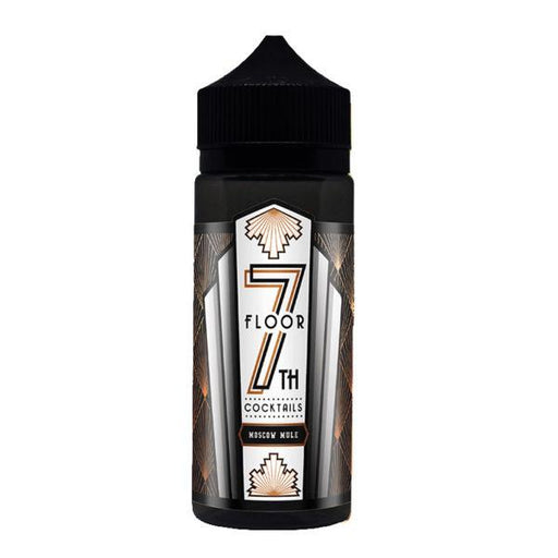 MOSCOW MULE E LIQUID BY 7TH FLOOR COCKTAILS 100ML 70VG - Eliquids Outlet