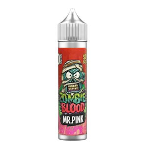 MR PINK BY ZOMBIE BLOOD 50ML 100ML 50VG