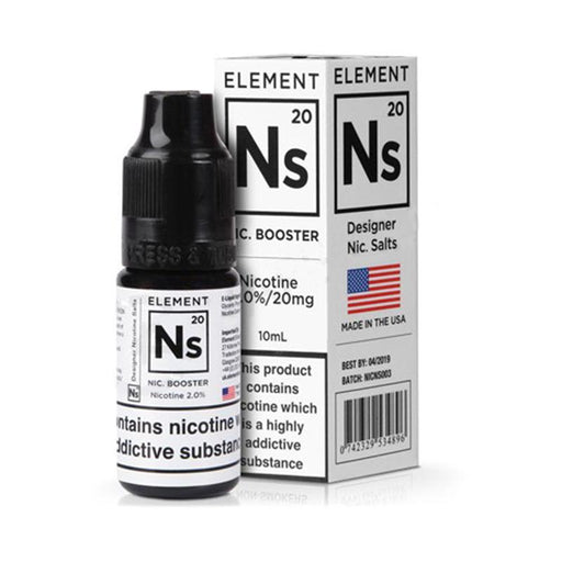 NS20 65/35 NICOTINE SALT BOOSTER SHOT - Eliquids Outlet