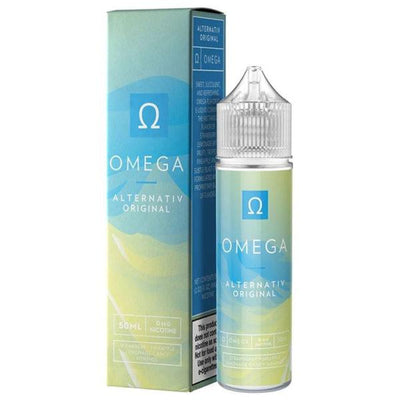 OMEGA BY ALTERNATIV 50ML SHORTFILLS - MARINA VAPES