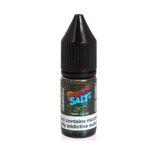 PHAT G NICOTINE SALT E-LIQUID BY PHAT SALT - Eliquids Outlet