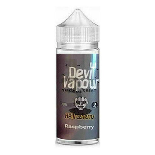RASPBERRY E LIQUID BY DEVIL VAPOUR 50ML 70VG - Eliquids Outlet