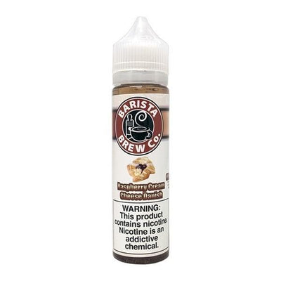 RASPBERRY CREAM CHEESE DANISH E LIQUID BY BARISTA BREW CO 50ML 80VG