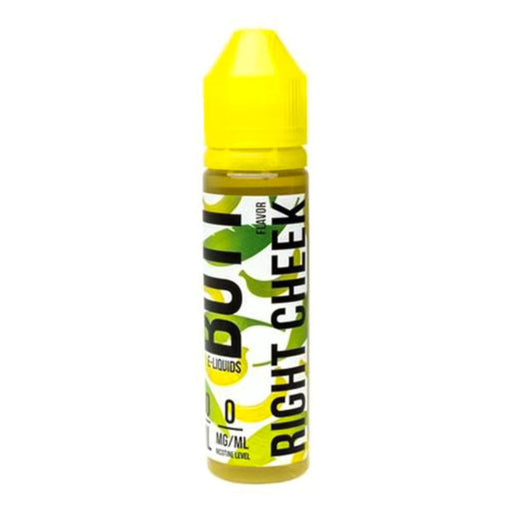 RIGHT CHEEK E ELIQUID BY BANANA BUTT 50ML 70VG