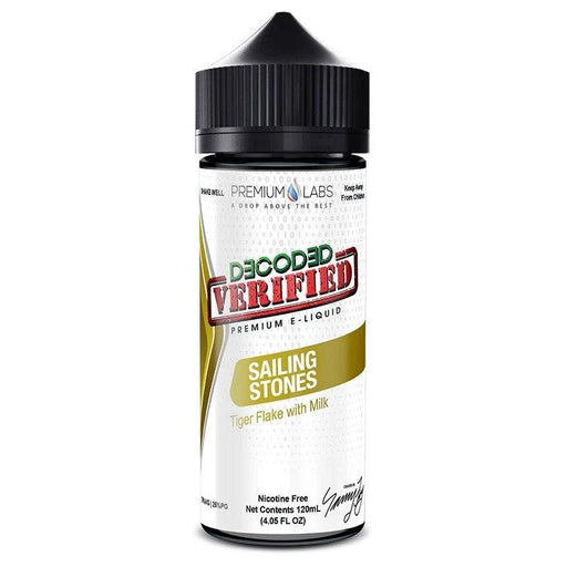 SAILING STONES E LIQUID BY DECODED VERIFIED - PREMIUM LABS 100ML 75VG - Eliquids Outlet