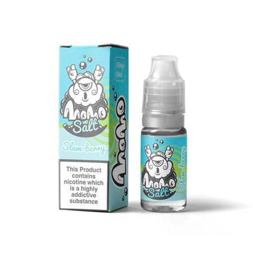 SLAM BERRY NICOTINE SALT E-LIQUID BY MOMO SALT - Eliquids Outlet