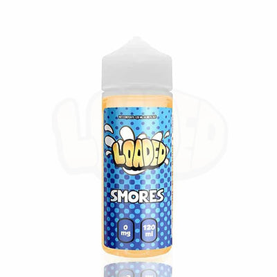 SMORES E LIQUID BY LOADED 100ML 70VG