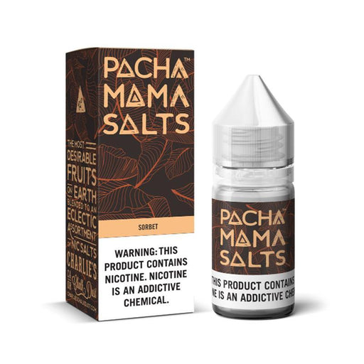 SORBET NICOTINE SALT E-LIQUID BY PACHA MAMA SALTS - Eliquids Outlet