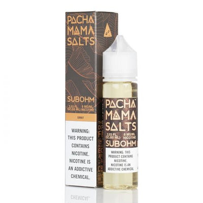 SORBET E LIQUID BY PACHA MAMA 50ML 70VG