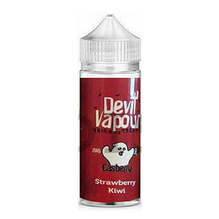 STRAWBERRY KIWI E LIQUID BY DEVIL VAPOUR 50ML 70VG - Eliquids Outlet