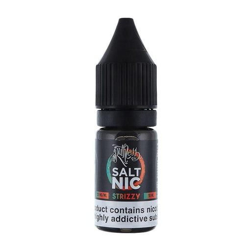 STRIZZY NICOTINE SALT E-LIQUID BY RUTHLESS SALT NIC - Eliquids Outlet