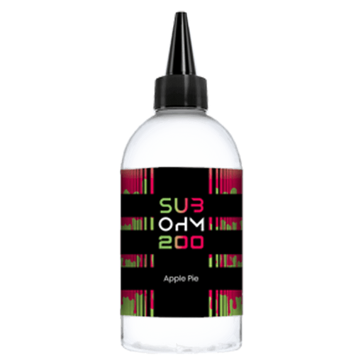 APPLE PIE E LIQUID BY SUB OHM 200 200ML 70VG