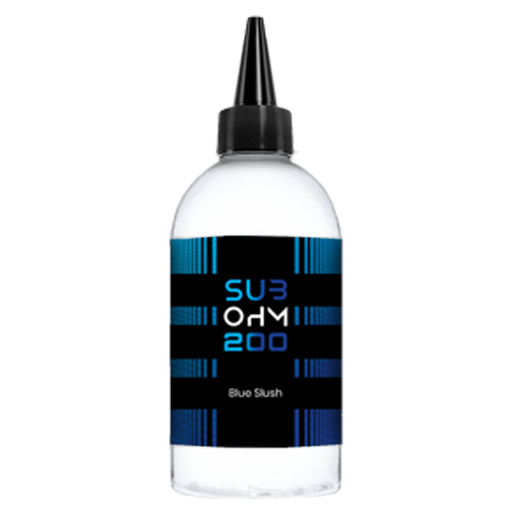 BLUE SLUSH E LIQUID BY SUB OHM 200 200ML 70VG