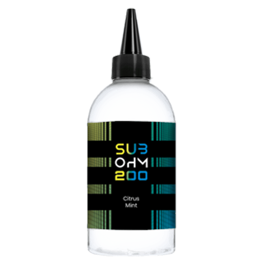 CITRUS MIX E LIQUID BY SUB OHM 200 200ML 70VG