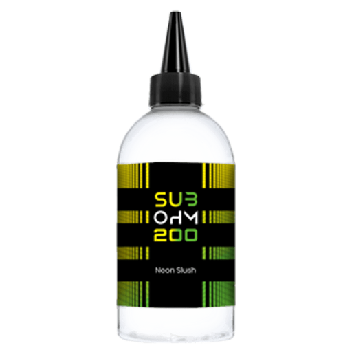 NEON SLUSH E LIQUID BY SUB OHM 200 200ML 70VG