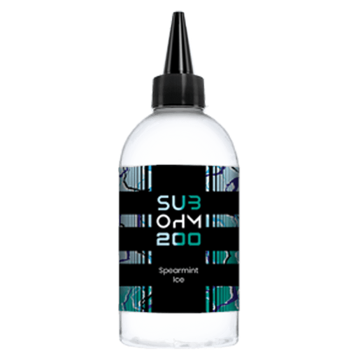 SPEARMINT ICE E LIQUID BY SUB OHM 200 200ML 70VG