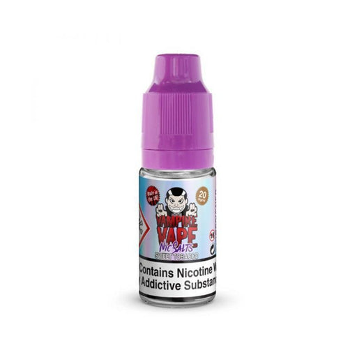 SWEET TOBACCO NICOTINE SALE E-LIQUID BY VAMPIRE VAPE - Eliquids Outlet