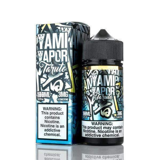 TARUTO E LIQUID BY YAMI VAPOUR 100ML 70VG - Eliquids Outlet