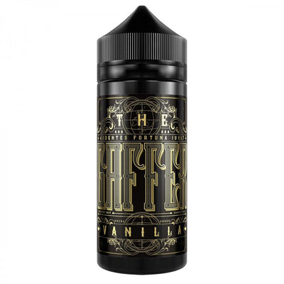 the-gaffer-VANILLA-custard-100m-yorkshire-vaper-120ml-eliquid-0mg-shortfill-vape-juice-3mg-6mg