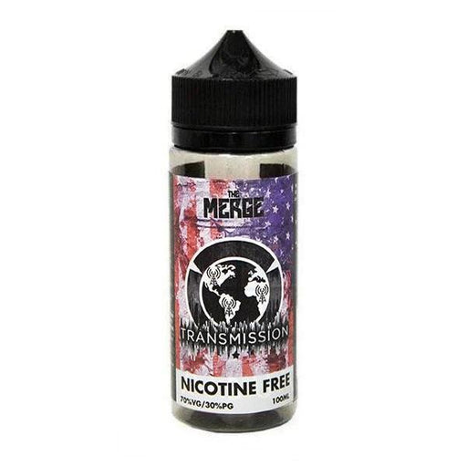 TANSMISSION E LIQUID BY THE MERGE 100ML 70VG - Eliquids Outlet
