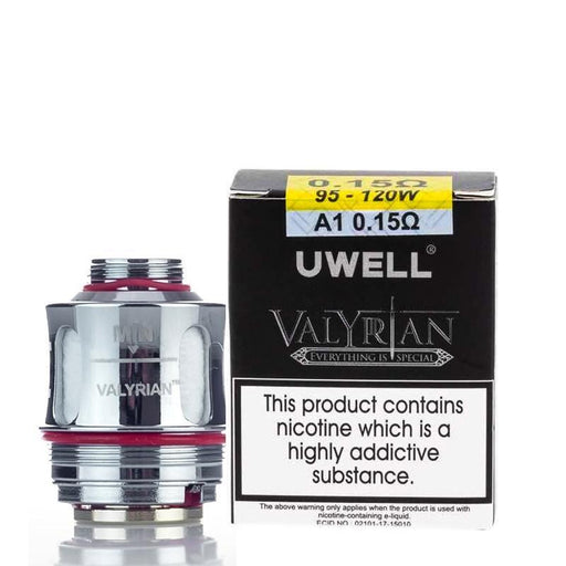 UWELL VALYRIAN REPLACEMENT VAPE COILS - Eliquids Outlet