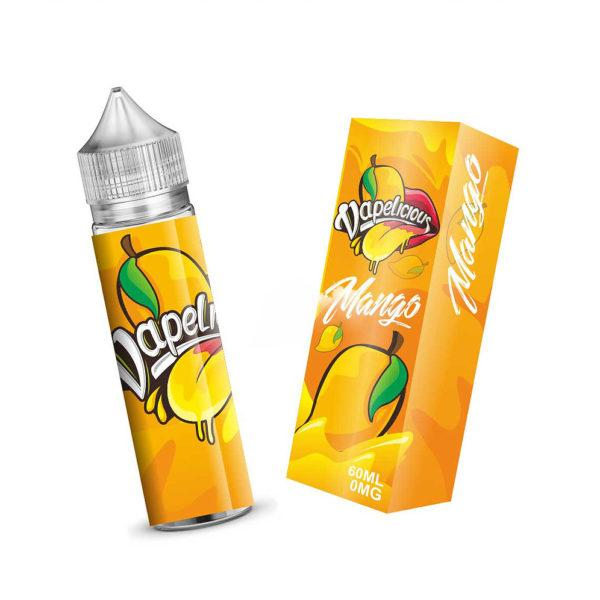 MANGO E LIQUID BY VAPELICIOUS 50ML 70VG