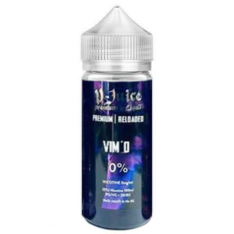 VIMO E LIQUID BY V JUICE 100ML 80VG - Eliquids Outlet