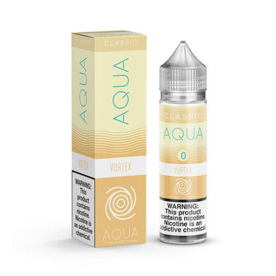VORTEX BY AQUA CLASSICS - 50ML E LIQUID MARINA VAPES