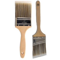 Pro Grade Premium Wall Trim House Paint Brush Set Great For Professional Painter And Home Owners Painting Brushes For Cabinet Decks Fences Interior