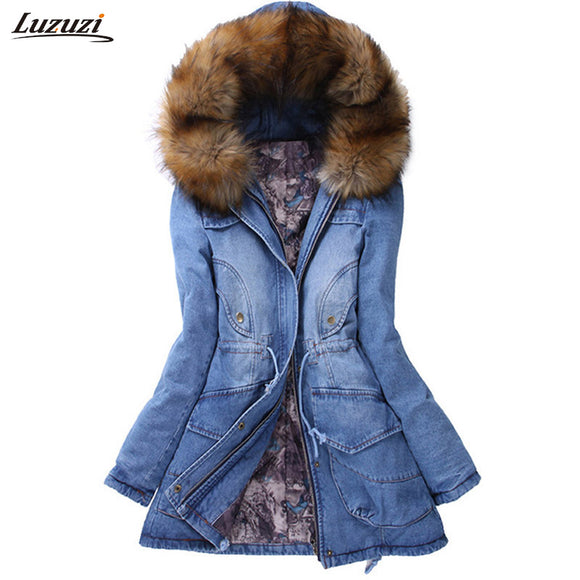 Denim Coat Jacket