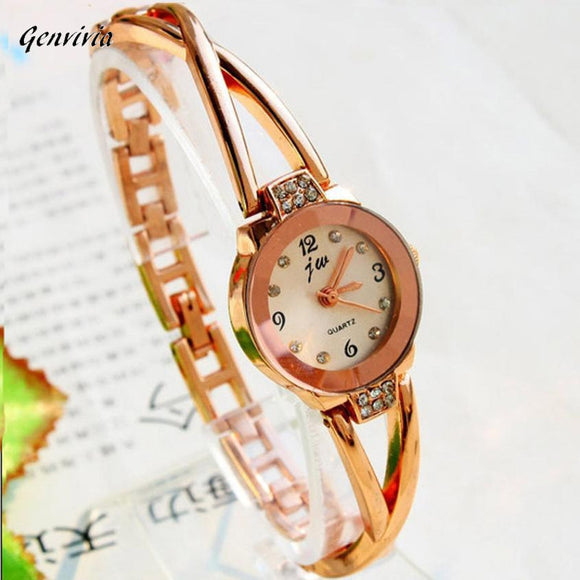 Rose gold woment watch - KAY Fashions