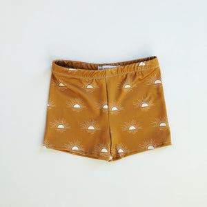 Sunset Boulevard Euro Swim Shorts