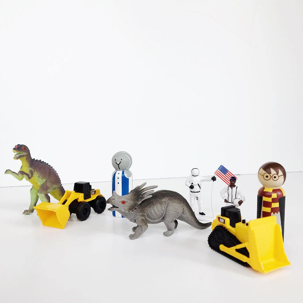 Tiny Toys + Stocking Stuffers